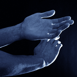Hand & handled